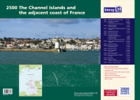 Imray Seekarten Channel Islands Chart Pack 2500